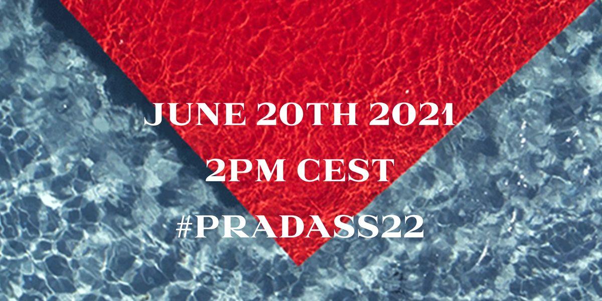 Watch the Spring/Summer 2022 Prada Men's Show Live