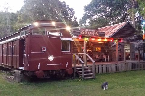 Converted Train Car Airbnbs You Can Stay In This Weekend