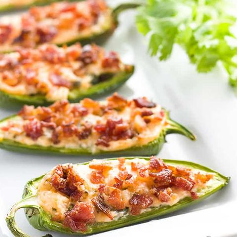 Dish, Food, Stuffed peppers, Cuisine, Ingredient, Zucchini, Vegetable, Produce, Staple food, Recipe,