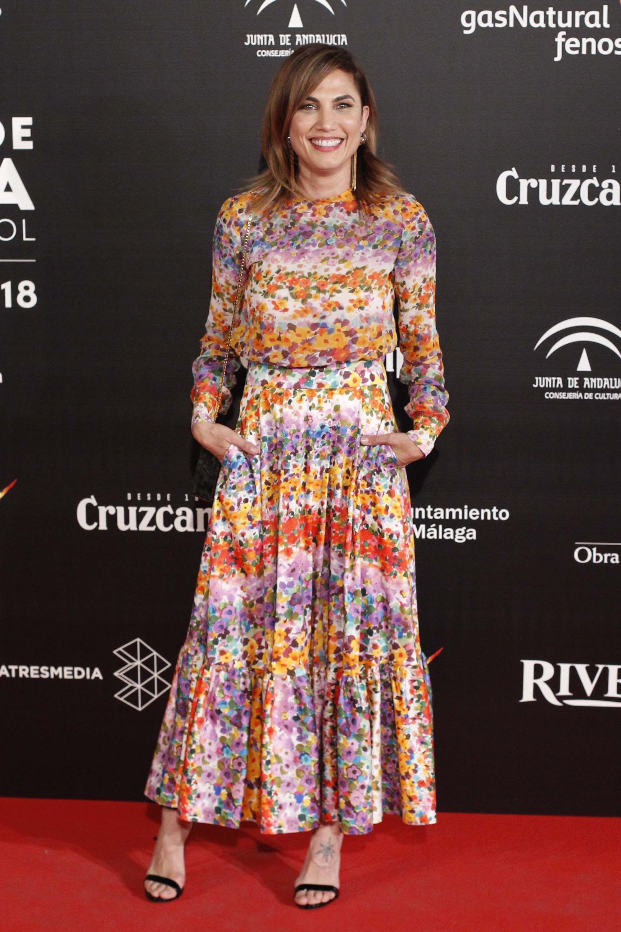 Fiesta de presentación del Festival de Málaga 2018
