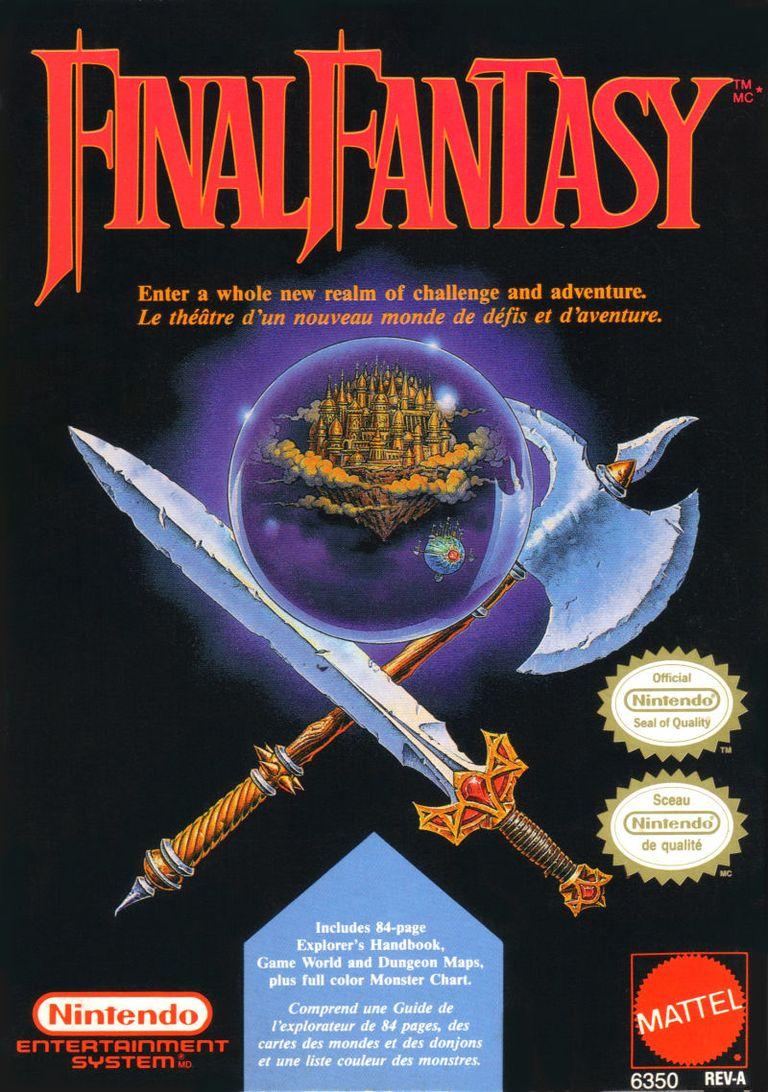 Final Fantasy  Traveling Guide