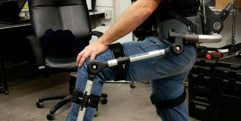 Arm, Leg, Machine, Hammer drill, Tool, Drill, Camera operator, Shoe,