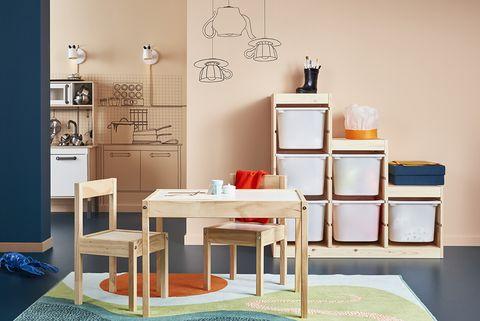Dormitorios ninos ikea for Habitaciones infantiles dobles ikea