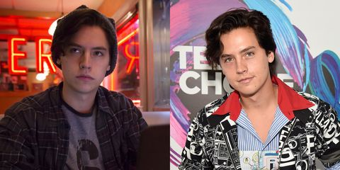24 photos of the riverdale cast in real life what does the getty imagesthe cw m4hsunfo