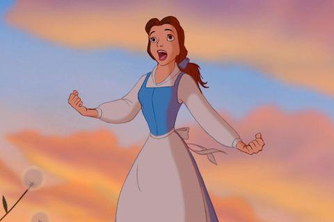 Animated cartoon, Cartoon, Sky, Animation, Fun, Illustration, Gesture, Fictional character, Happy, Art,