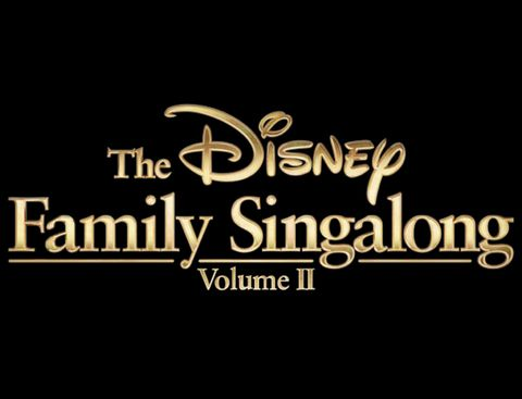 logo disney family singalong