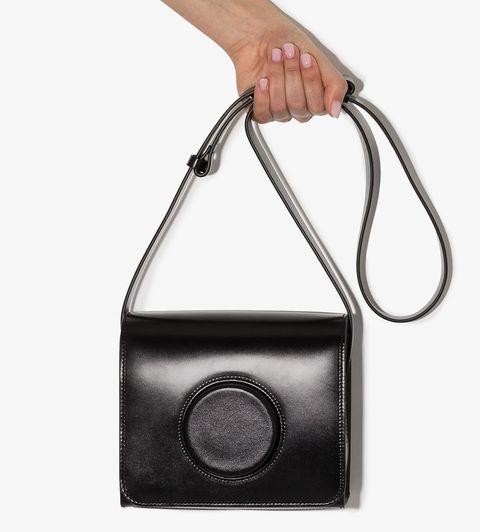 《我的室友是九尾狐》惠利同款包 lemaire黑色相機包