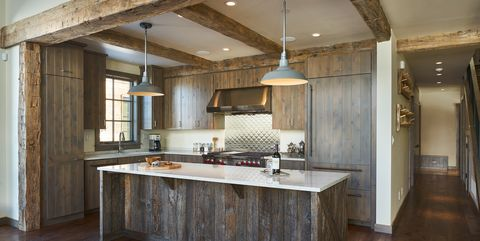 15 Best Rustic Kitchens - Modern Country Rustic Kitchen ...