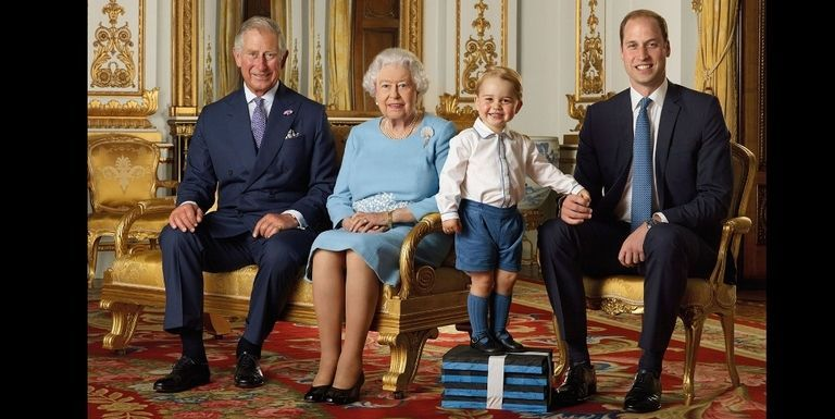 The British Line of Succession
