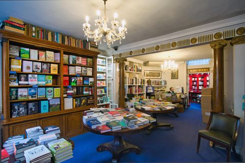 heywood hill bookstore london