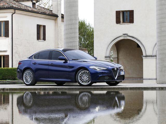 Alfa Romeo Giulia >> 2019 Alfa Romeo Giulia