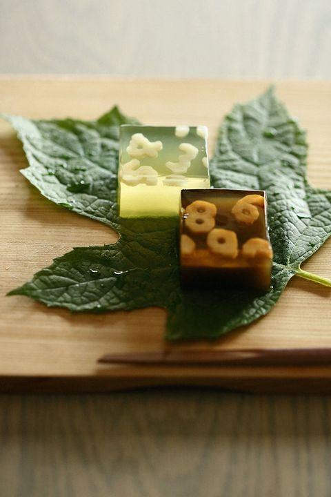 sou・sou夏季涼菓子、餅乾