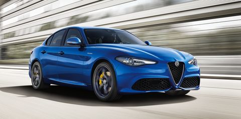 alfa giulia is one of the 20 best sporty cars for under 50,000
