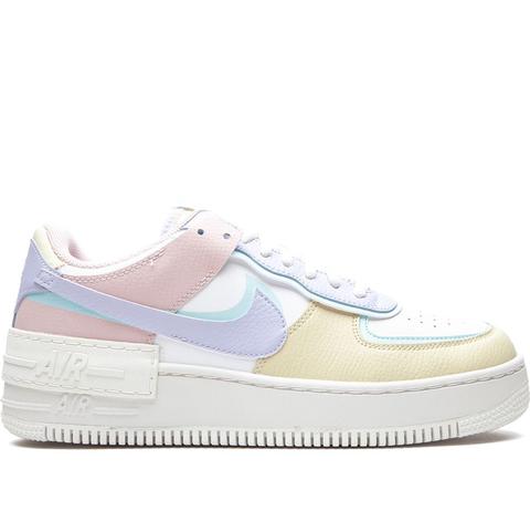 nike 粉紫色球鞋
