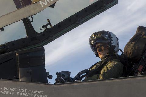 F-35B Lightning II Conducts Operations Aboard USS America (LHA 6)