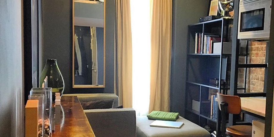 This 150 Square Foot Apartment is So Glamorous, It's Going Viral