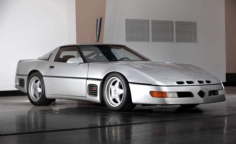 1988 chevrolet callaway corvette