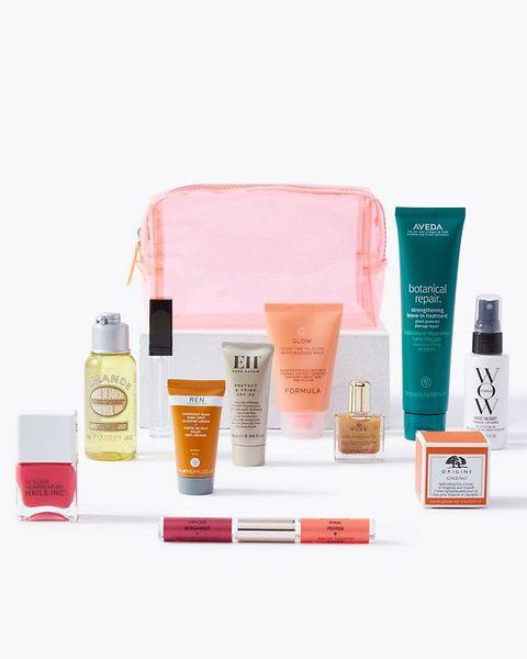 ms beauty bag