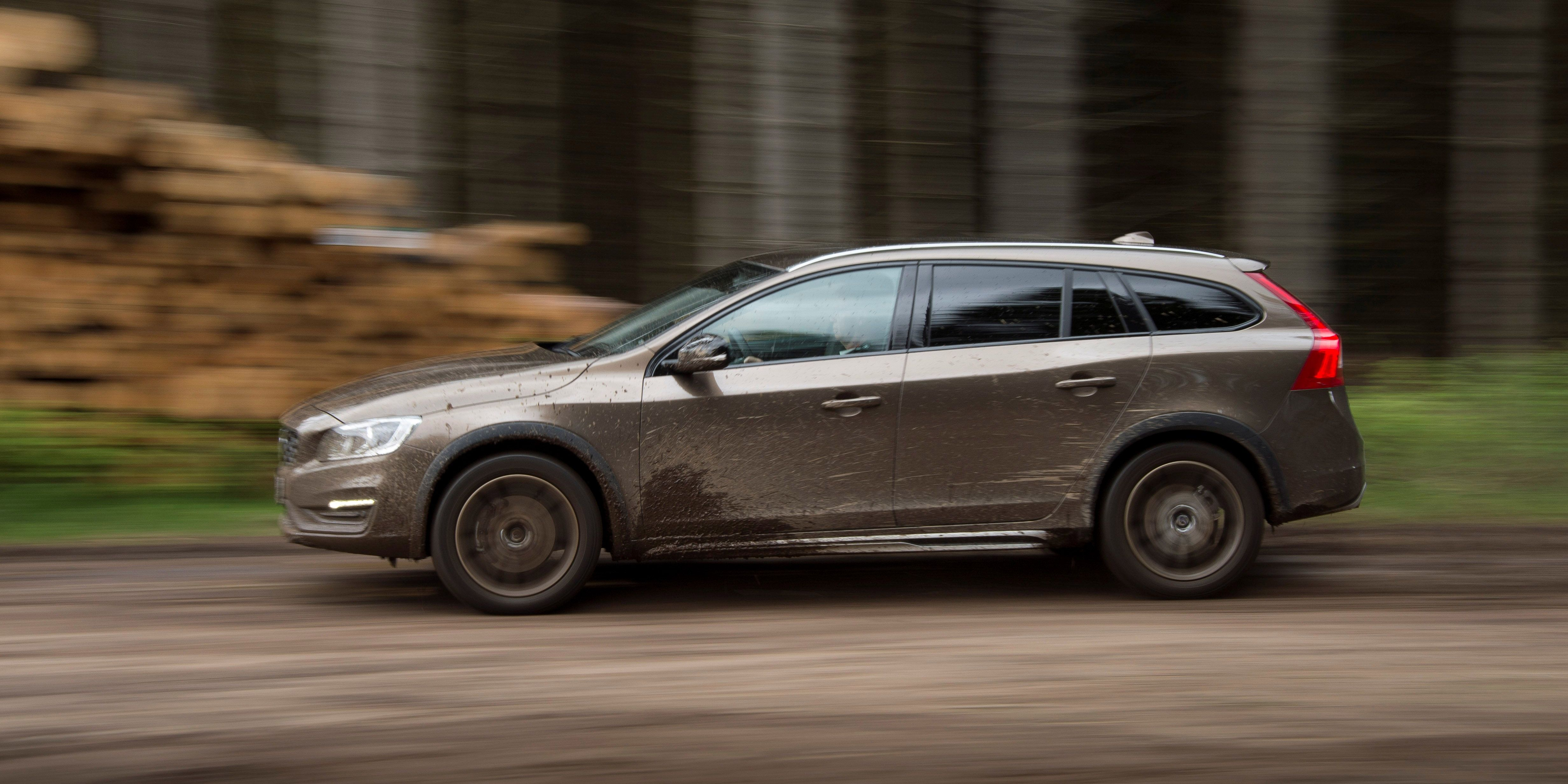 Volvo V60 Cross Country >> The Volvo V60 Cross Country Is A Pleasant Mixed Bag