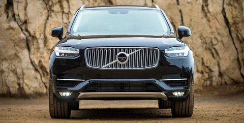 2019 Volvo Xc90 Photos Details Full Gallery