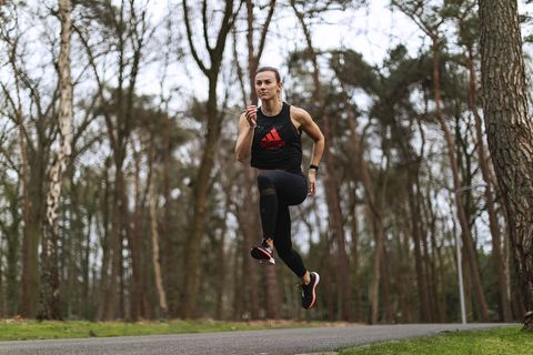 Outdoor recreation, Recreation, Running, Sports, Individual sports, Tree, Endurance sports, Sports training, Exercise, Photography,