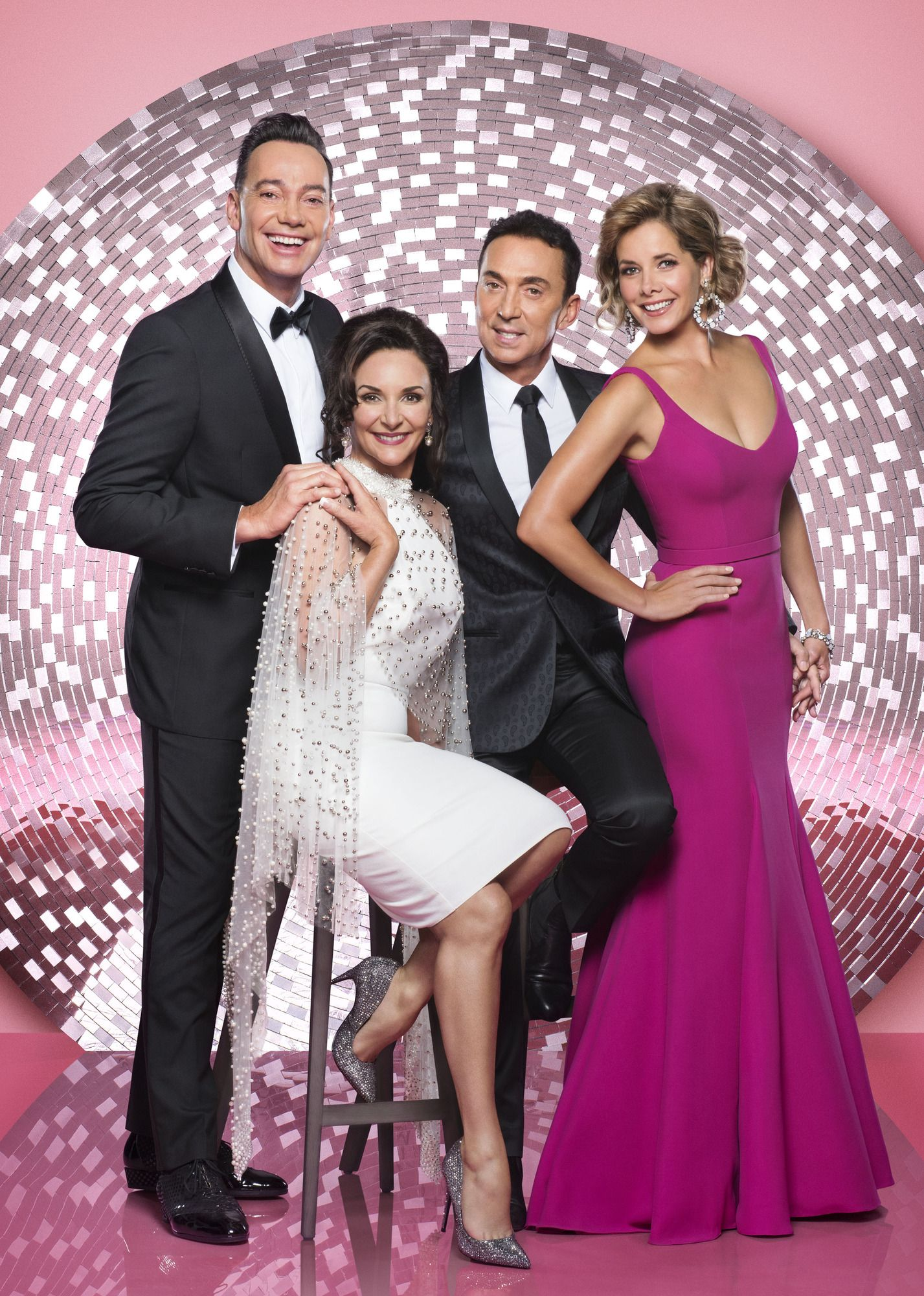 Who's replacing Darcey Bussell on Strictly Come Dancing