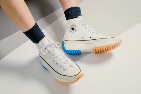 Converse, JW Anderson, Run Star Hike, 女款, 球鞋