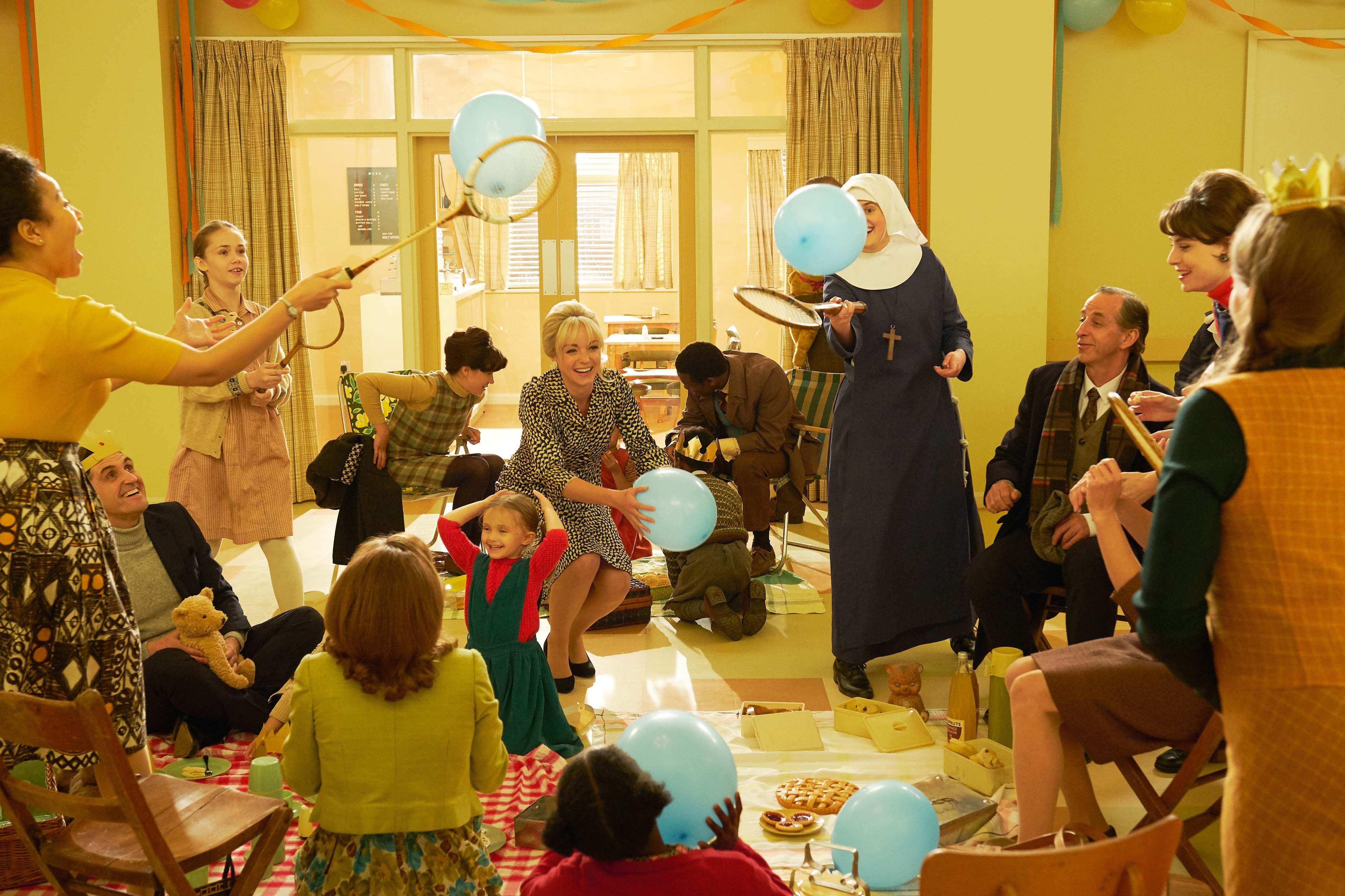 Call The Midwife Christmas 2019.Call The Midwife Season 9 Cast Plot Air Date And Spoilers