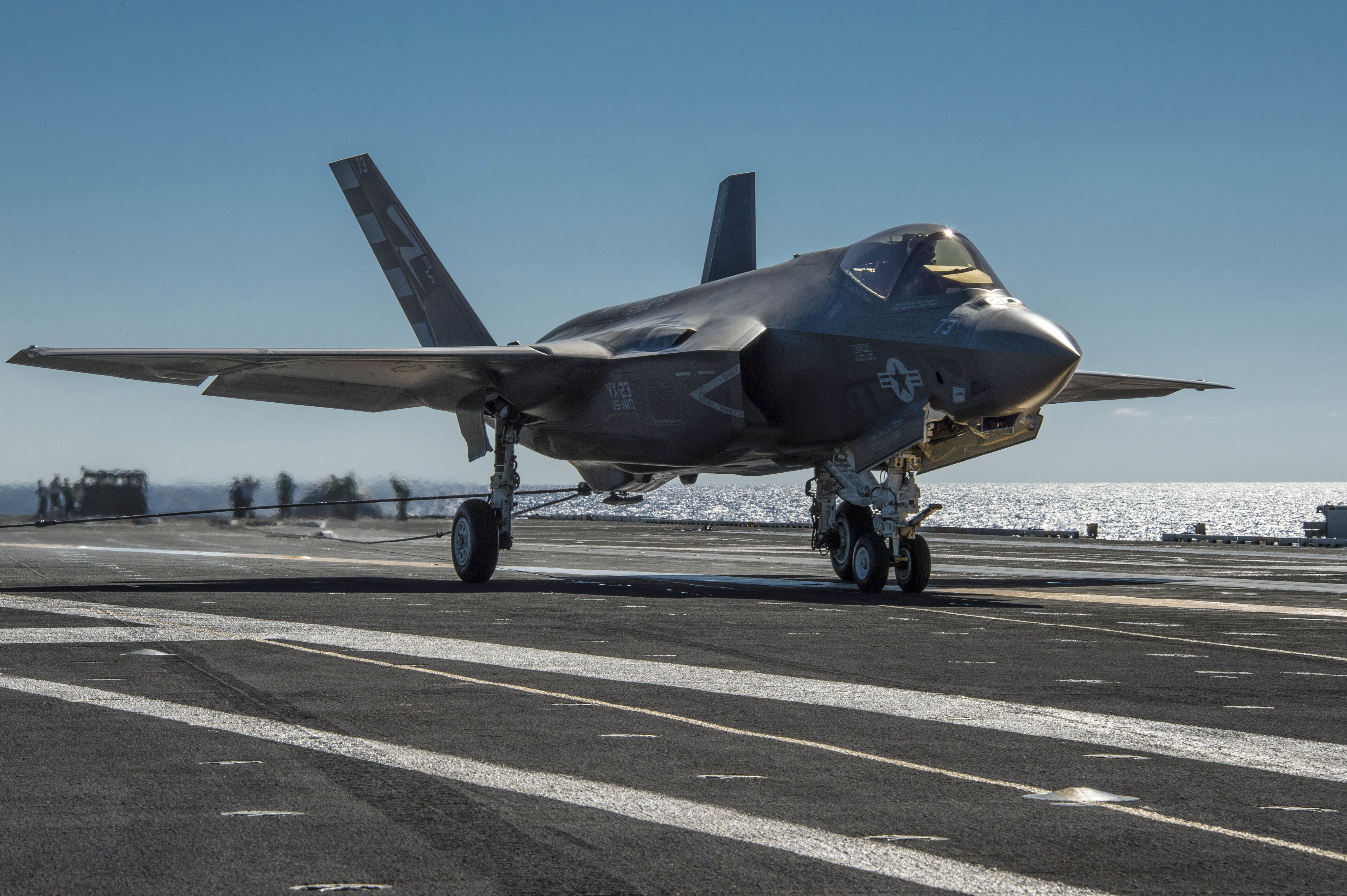 The Navy's Decision to Solve Its Fighter Shortage Makes No Sense