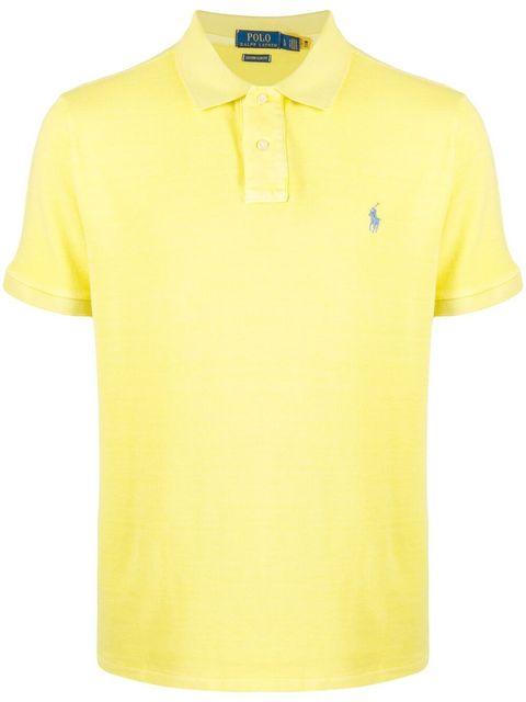polo ralph lauren logo polo衫