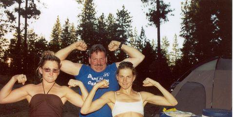 Lauren Fleshman Family