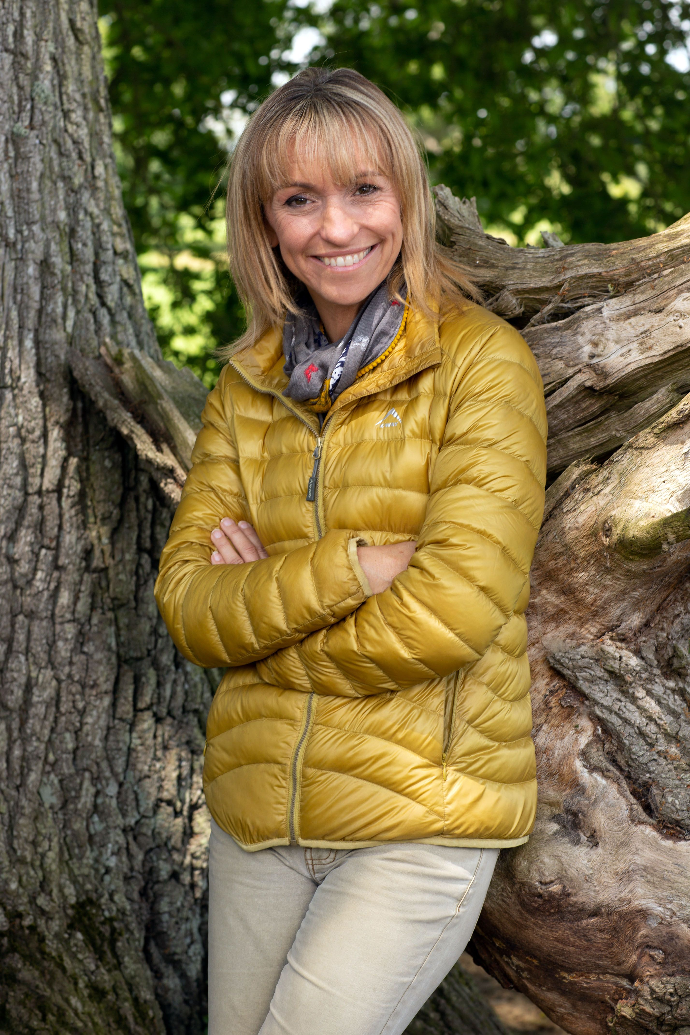 Springwatch presenter Michaela Strachan on what we need to do to help the planet