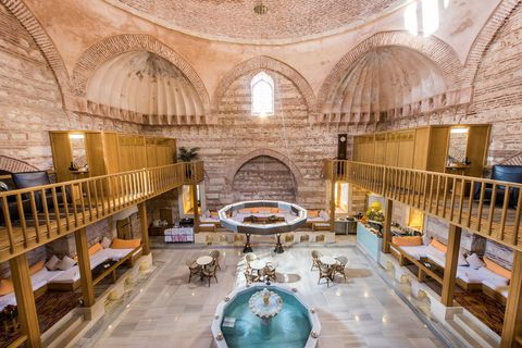 Building, Holy places, Interior design, Architecture, Vault, Room, Ceiling, Lobby, Basilica, Chapel,