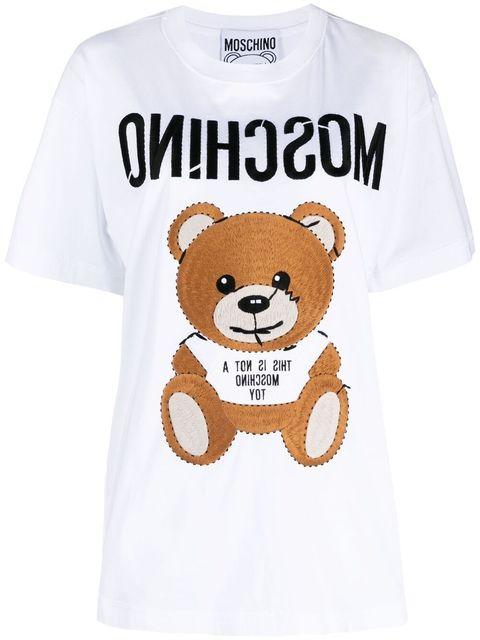 moschino泰迪熊t