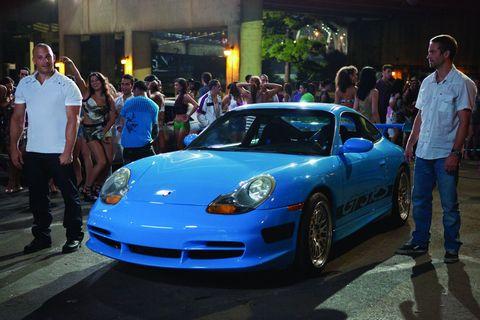 保時捷 911《玩命關頭》御用超跑、全球發行最久