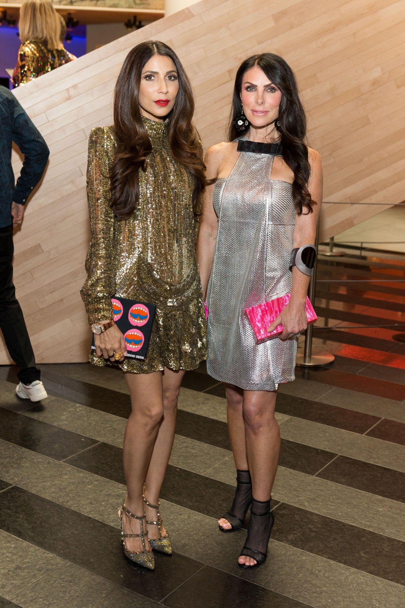 Sobia Shaikh and Lisa Zabelle