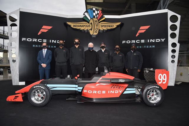 force indy announcement at indianapolis