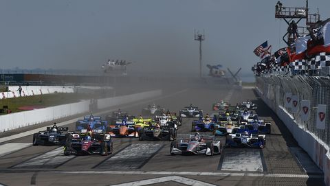 Race track, Vehicle, Motorsport, Racing, Endurance racing (motorsport), Car, Auto racing, Sports, Indycar series, Sport venue,