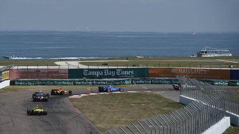 Race track, Sport venue, Vehicle, Car, Racing, Endurance racing (motorsport), Race car, Auto racing,
