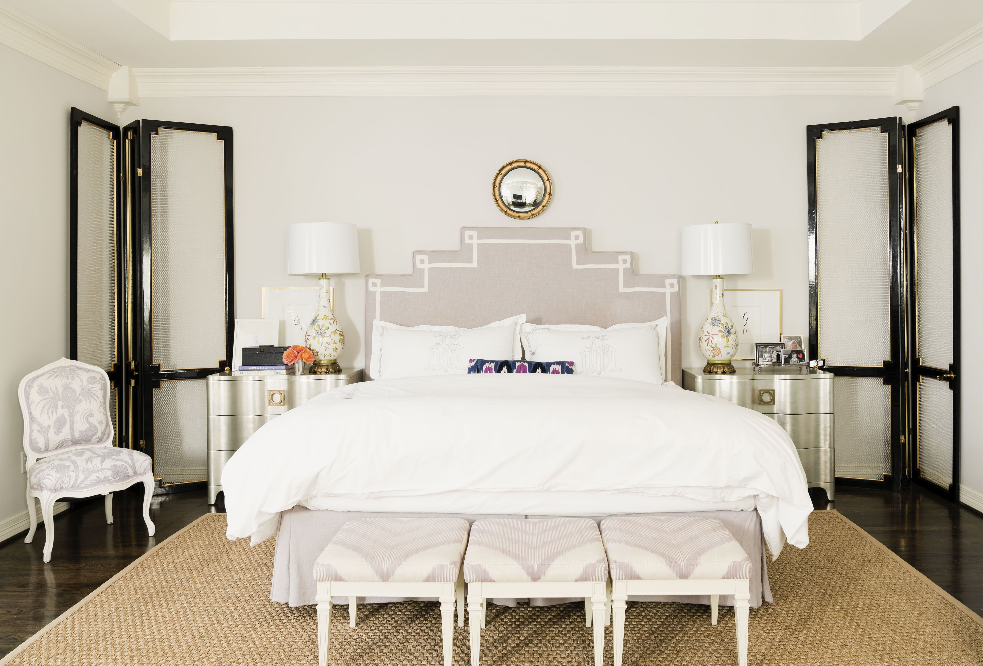Designers on Term Master Bedroom