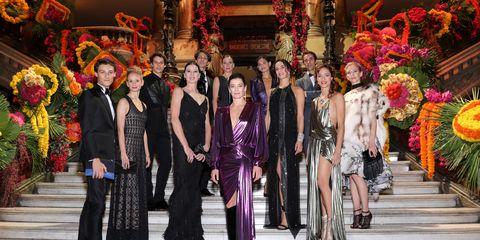 The 2017 Paris Opera Ballet Opening Season Gala