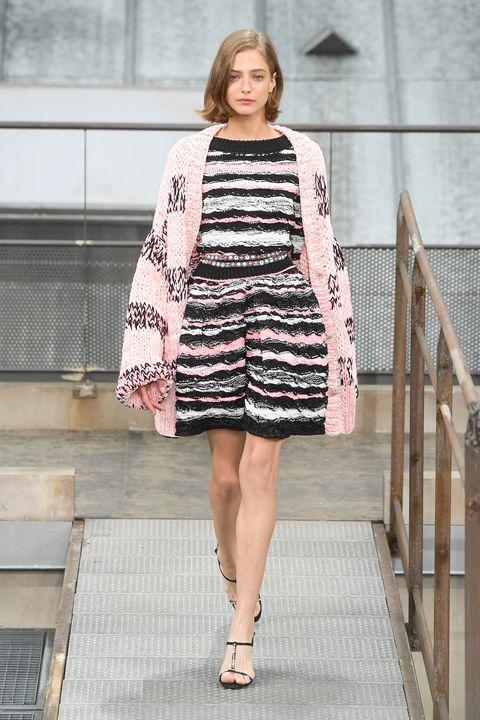 Chanel Summer 2020.Chanel Virginie Viard Paris Fashion Week Every Look From