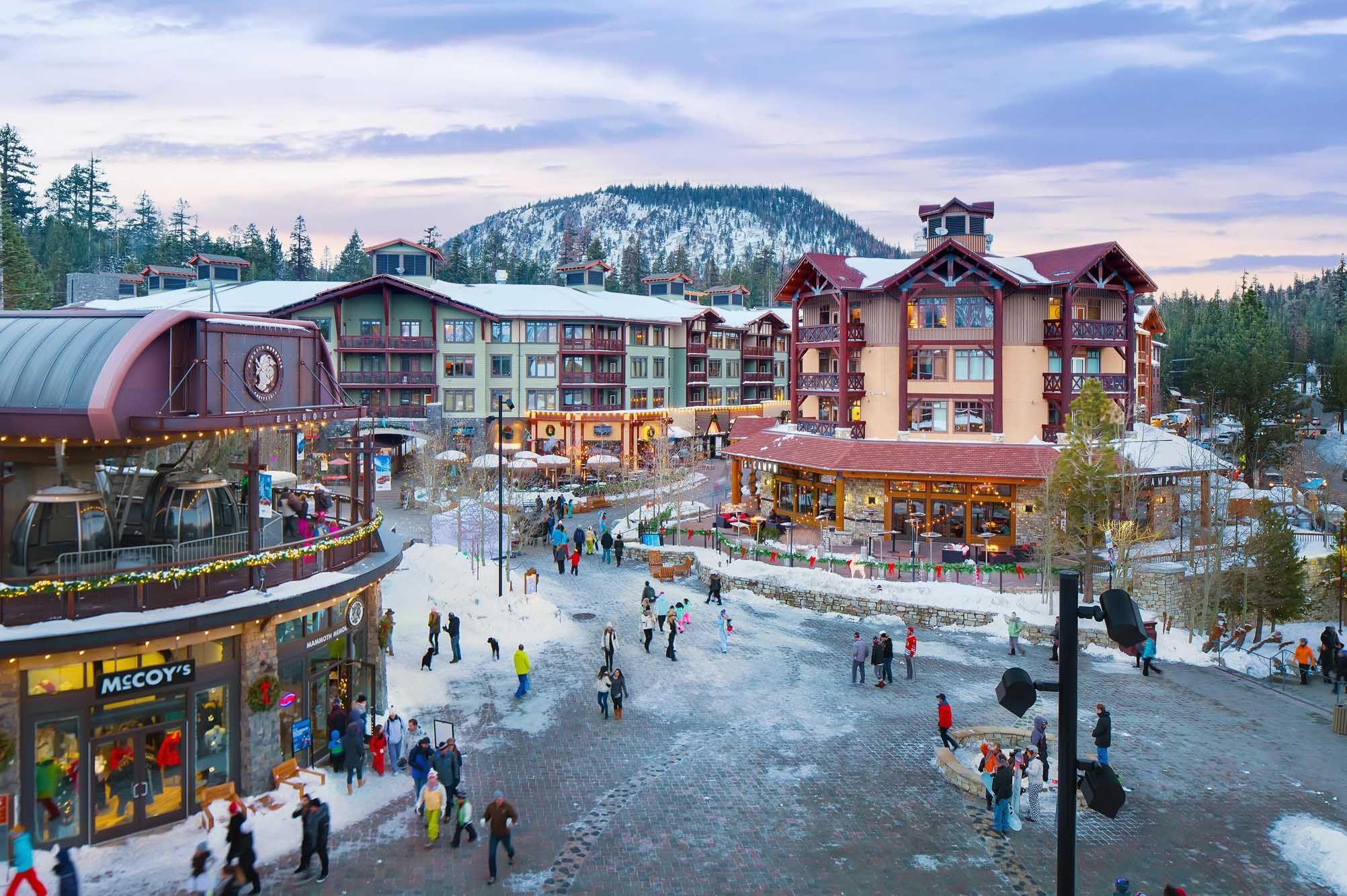 10 best winter vacations ideas 2018 - fun cold winter getaways
