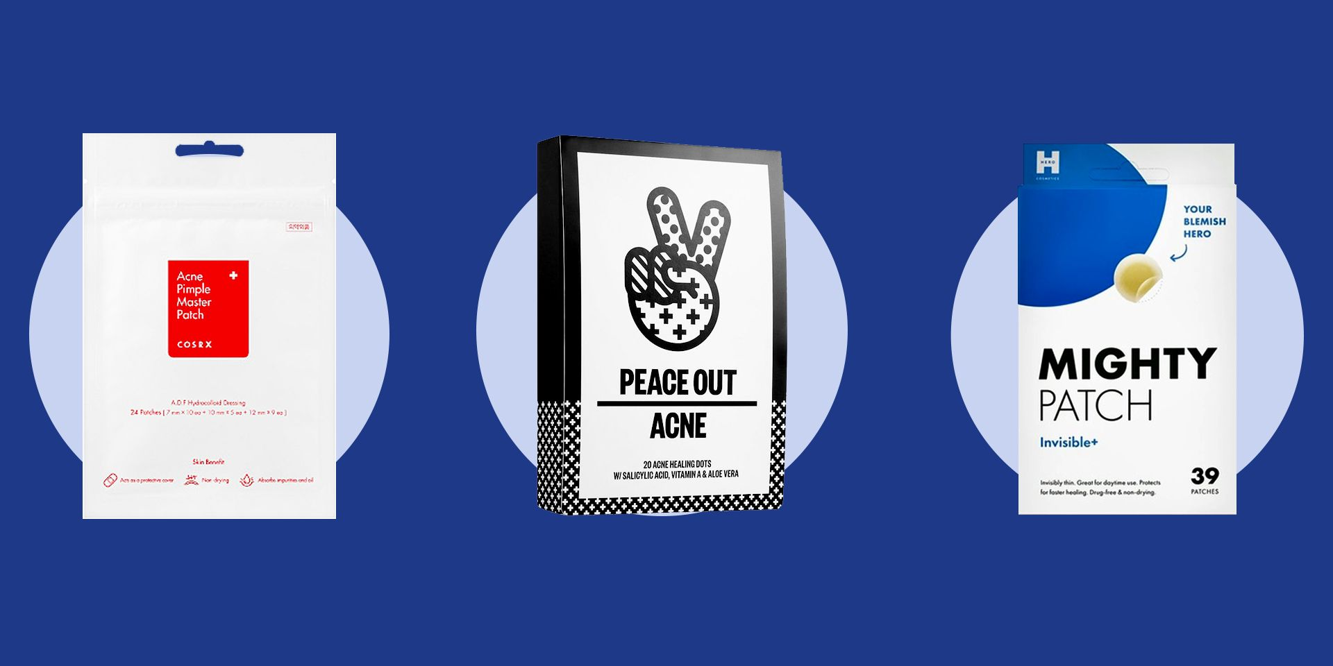 12 Pimple Patches That Will Zap Your Zits Overnight
