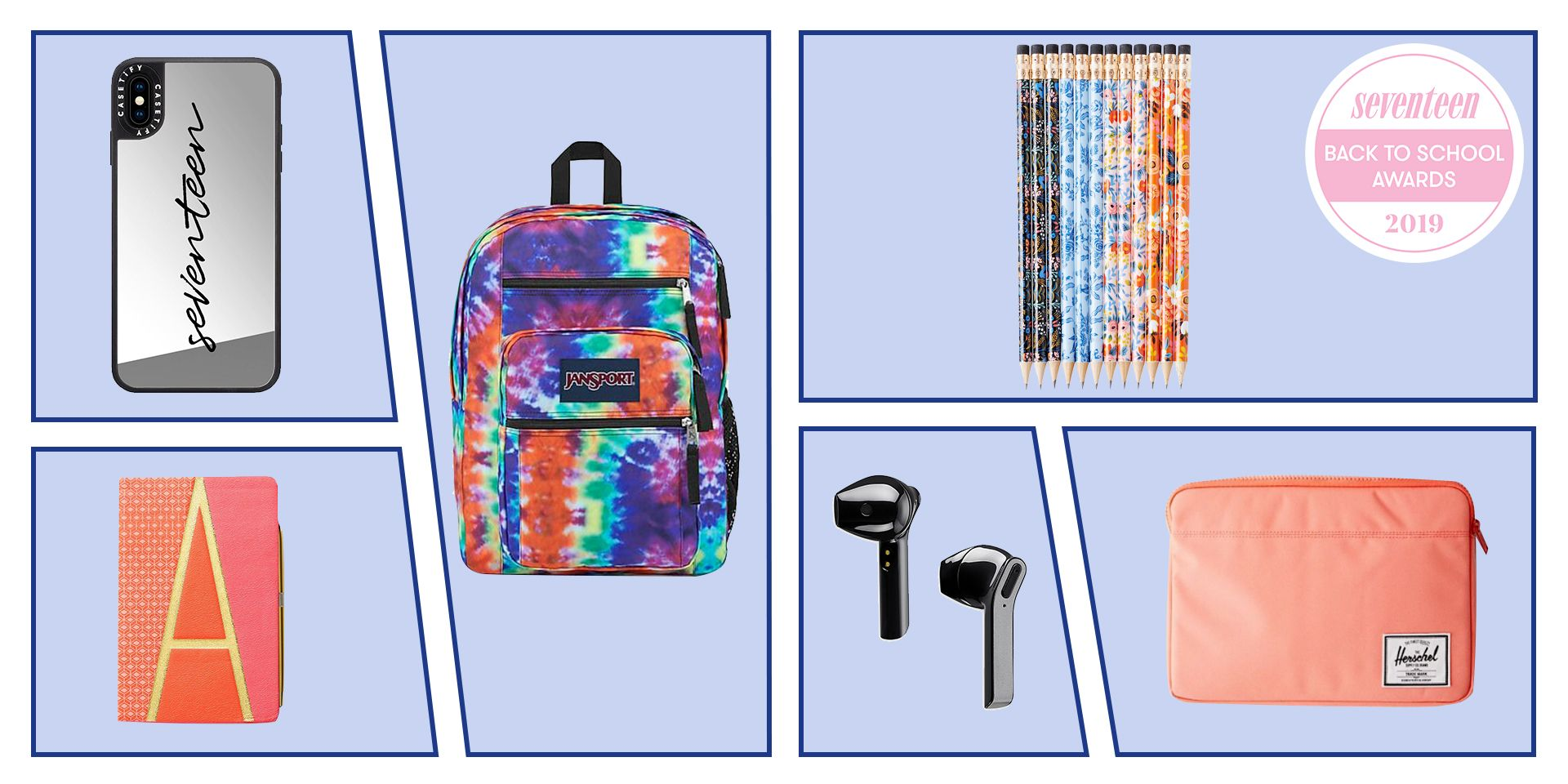 The 2019 Back-to-School Awards: 21 BTS Essentials Every Student Needs