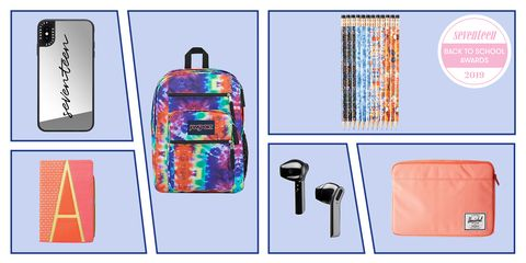 Back To School 2020 First Day Of School Outfits And Supplies