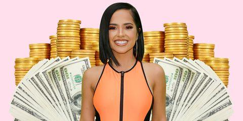 becky g net worth