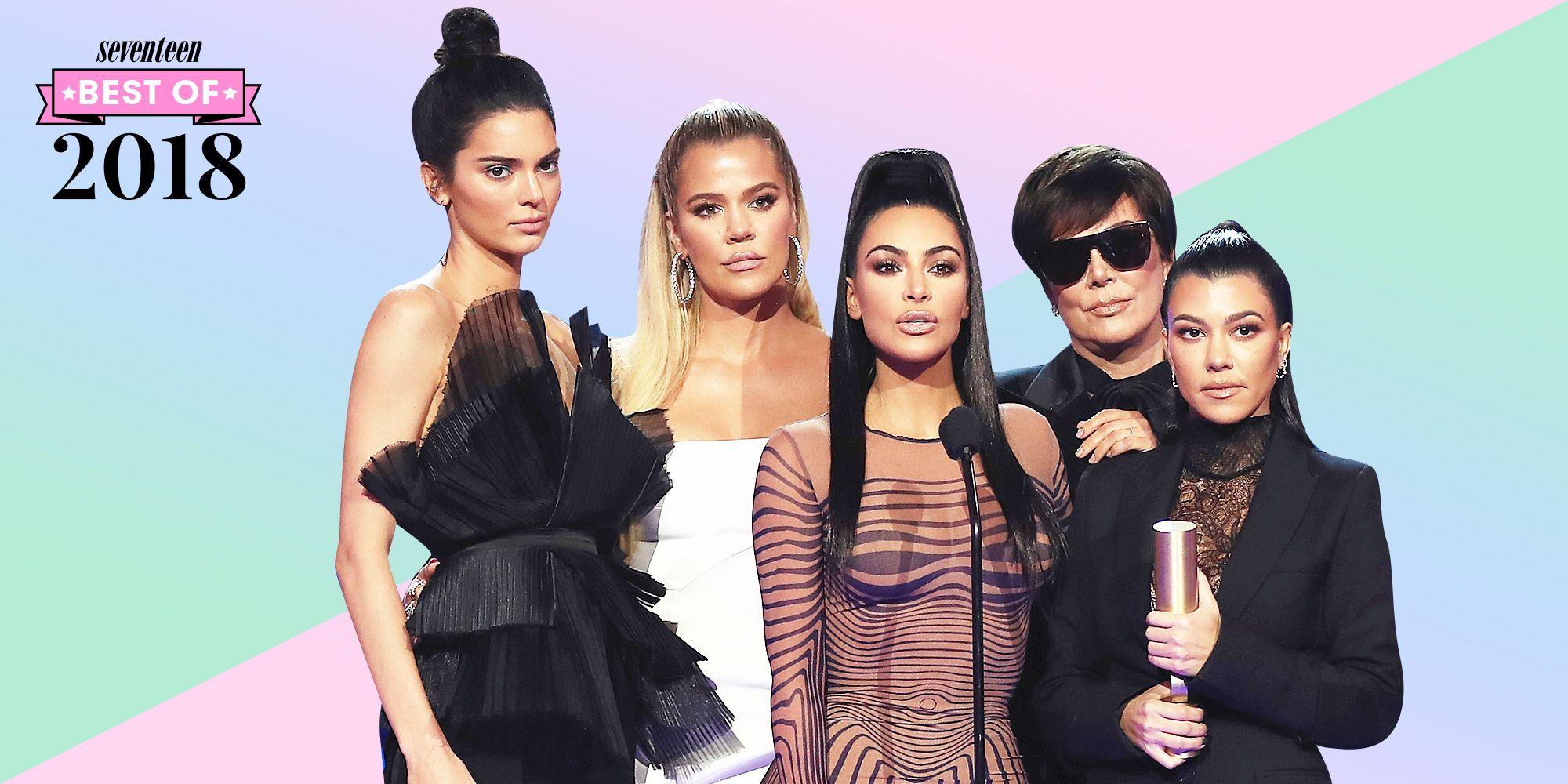 craziest kardashian moments 2018