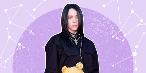 Purple, Violet, Black hair, Outerwear, Illustration, Space,