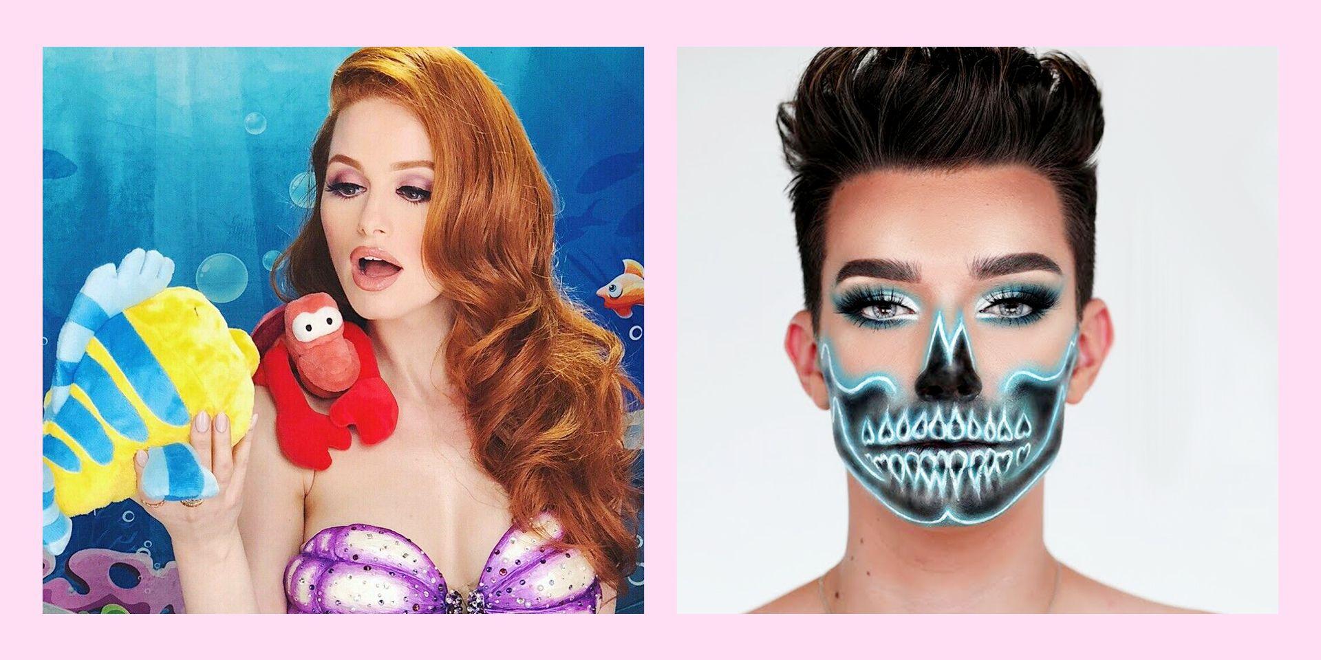 20 Best Halloween Makeup Tutorials \u2013 Halloween Makeup Ideas 2019